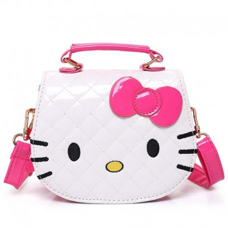0eecc7f0f2 achat sac hello kitty petite fille | femme pas cher | Bandoulière rose