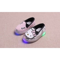 Basket hello kitty lumineuse