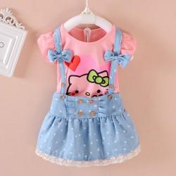 Ensemble Hello Kitty pour petite fille