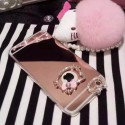 Coque Hello Kitty tout Iphone silver rose luxe