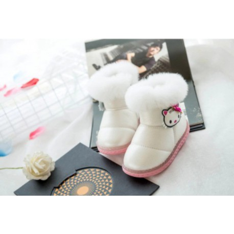 Chaussure hiver Hello Kitty pour petite fille