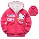 Veste hiver Hello Kitty pour fillette
