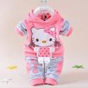 Ensemble bébé Hello Kitty