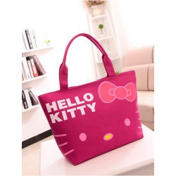 Sac a main large hello kitty