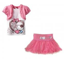 Tutu funny Hello Kitty pour enfant de 6mois à 6ans