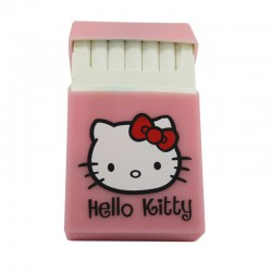 Etui Cigarette Hello Kitty en 2 couleurs