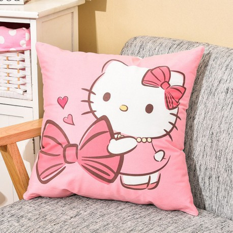 Coussin Hello Kitty super mimi 24 choix dispo