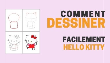 Dessiner Hello Kitty